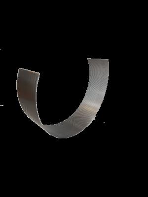 Pladesold for TS28 topfodret og malebro