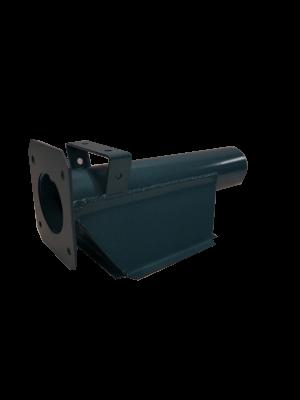 Hoved for flexsnegl 90mm