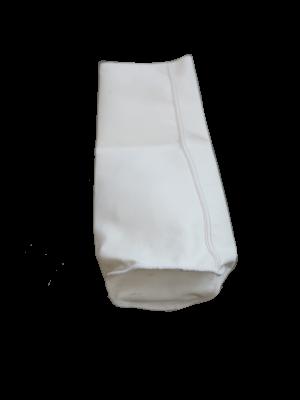 Filterpose for dyssefilter for mølle TS40 med malebro