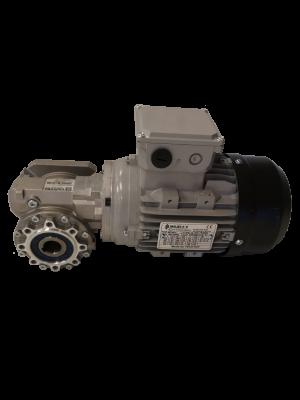 0,75 Gearmotor 1:7 f. udtræksnegl