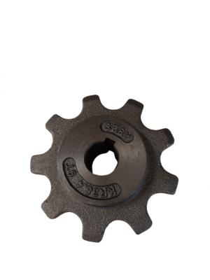 Kædehjul støbt øverste 9Z Ø25 SE25-40