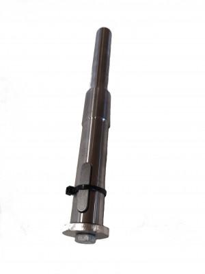 Trækaksel for træk igennem sidesnegl SE20-40