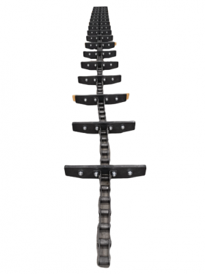 Kæde til redler komplet/ pr. meter kæde SR25