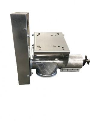 Sneglehoved for remtræk SS102 - uden motor