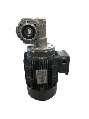 Gearmotor for 102mm rørsnegl - 1-7 gear