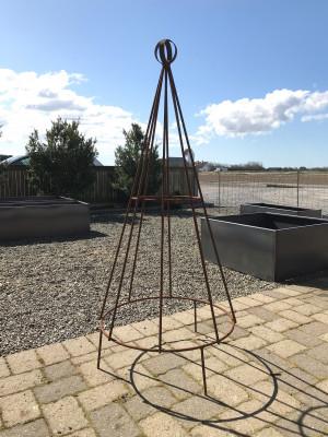 135 cm Juletræ i jern