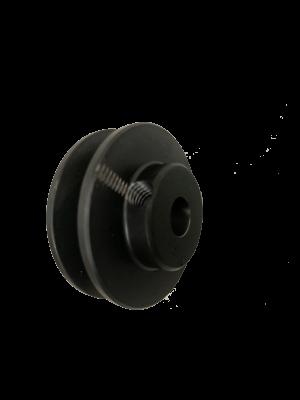 Remskive f. motor S50x1 for rensemaskine RM1-4