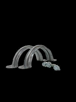 Samlebåndssæt for 102 mm indblæsningsrør