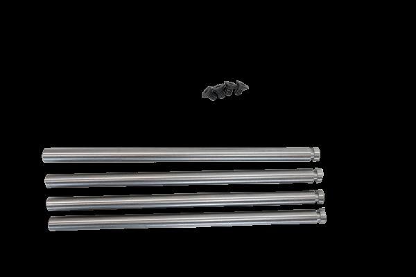 4 x slaglebolte for hammermølle TS32 med malebro