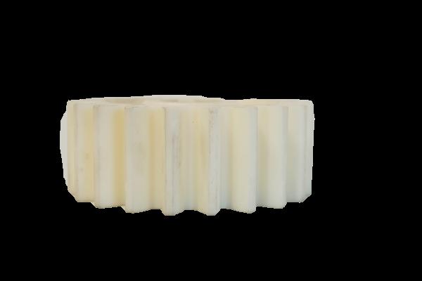 Tandhjul med 21 tænder. Plast